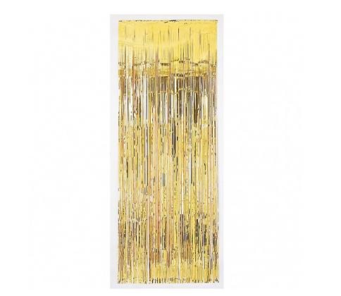 Závěsná dekorace zlatá