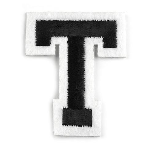 Nažehlovací písmenko T