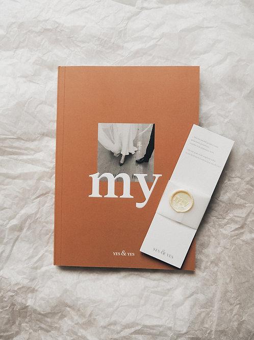Svatební kniha MY