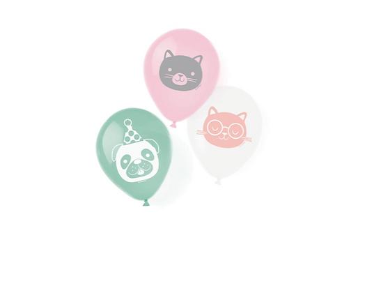 Zvířátka balónky
