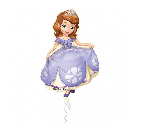 Foliový balónek Sofie První