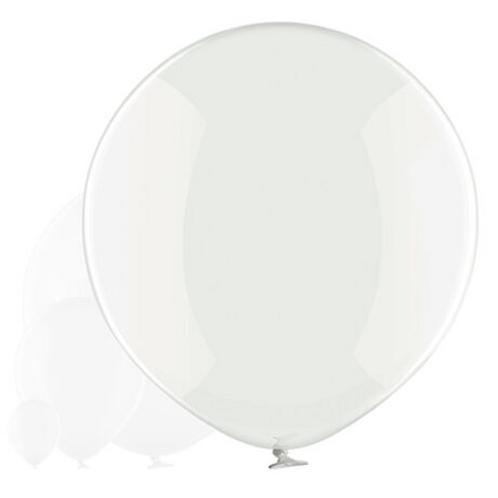 Obří balón CRYSTAL CLEAR, ekologické