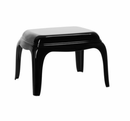 Stolička PASHA - černá