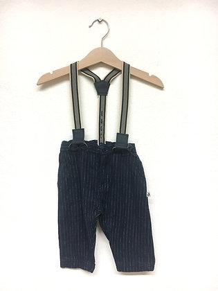 Kalhoty s kšandami, vel. 68