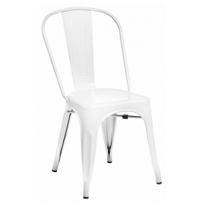 Židle Tolix - bílá