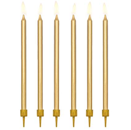 Svíčka zlatá