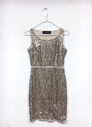 Flitrované šaty, Reserved, vel. M