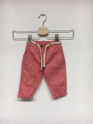 Růžové kalhoty, Next, vel. 3-6m