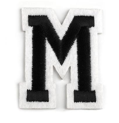 Nažehlovací písmenko M