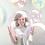 Thumbnail: Průhledný balón růžový 45 cm