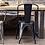 Thumbnail: Jídelní židle TOLIX - černá