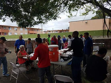 Puerto Rico Outreach Event