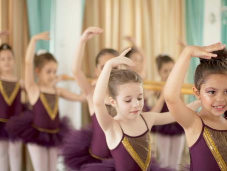 Clases de ballet para niños - Ballet infantil