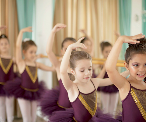 Ballet infantil Ciudad de México