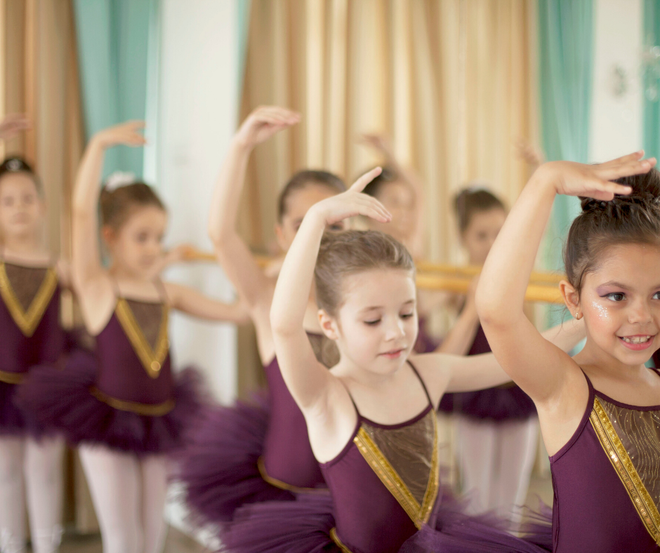 Ballet infantil en la CDMX