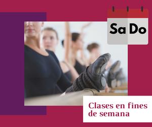 Clases de ballet, ejercicios físicos CDMX