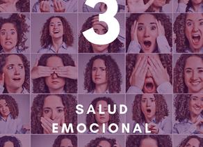 10 pilares para tu salud y bienestar: Tercer pilar - Salud emocional