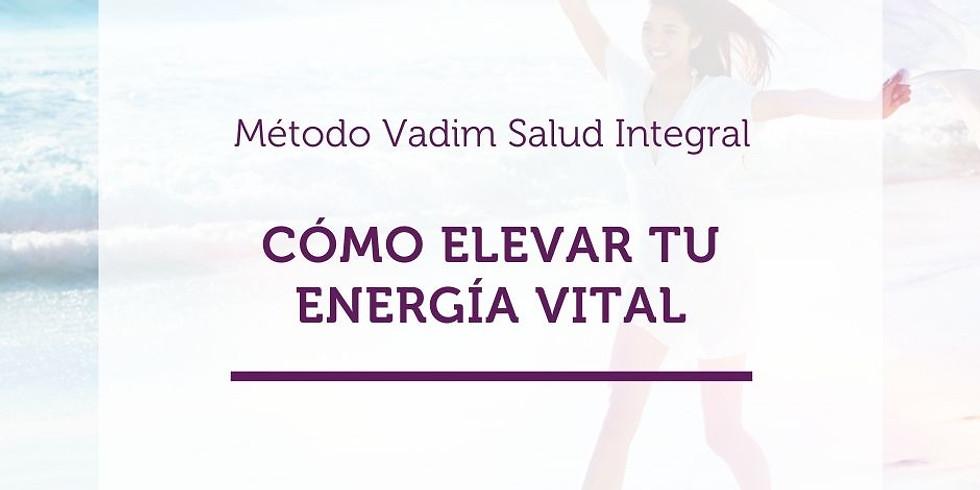 Cómo elevar la energía vital