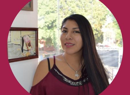 Ana Helen Escobar Hernández. Auxiliar administrativo.