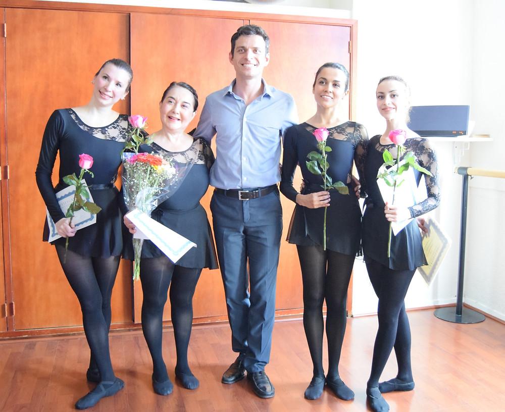 Ballet para adultos
