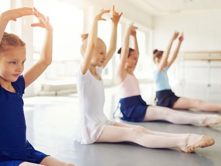 10 razones por las que debes inscribir a tu hija o hijo a clases de ballet