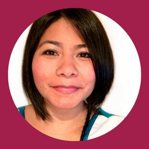 Argelia Aguilar, asesora académica, profesora de clases de acondicionamiento físico, terapeuta corporal