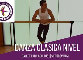 Danza Clásica. Nivel 1.