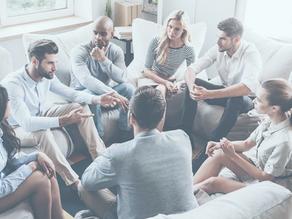Charla participativa en los taller terapéuticos