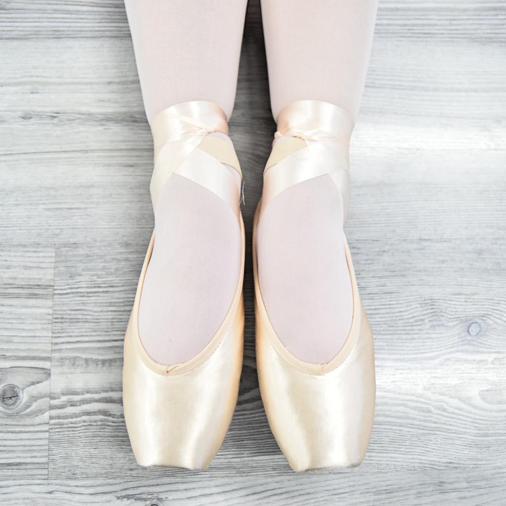 ballet puntas