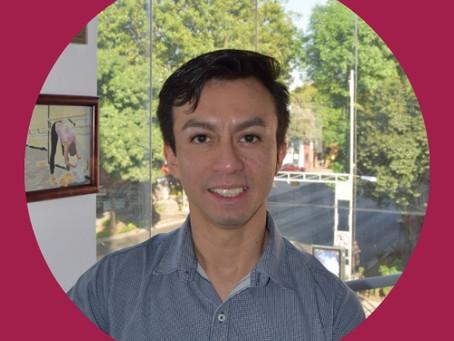 Luis Díaz, director, co-fundador, profesor de la Academia Primera Posición.