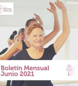 Boletín mensual: Junio 2021. Conoce nuestra oferta educativa