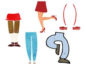 ¿Cuántas piernas tiene bailarin?🤔