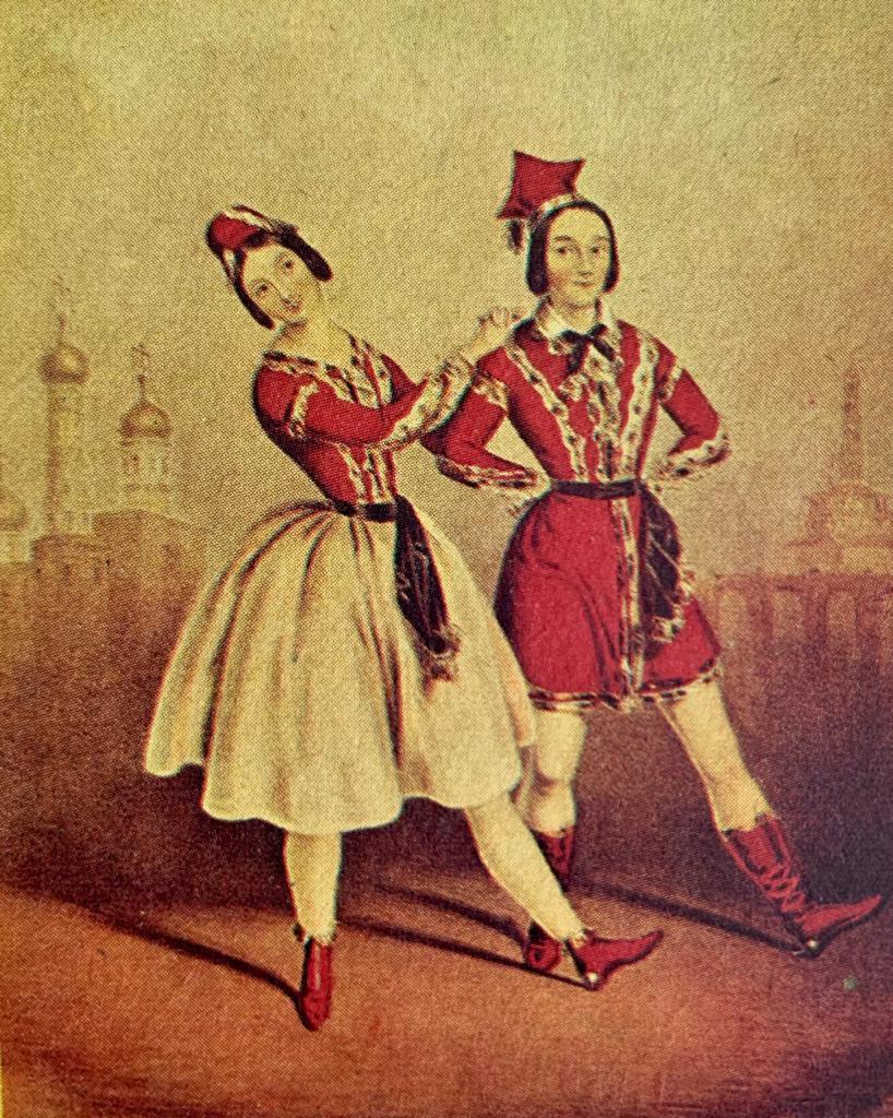 qué es la danza de carácter y como definirla
