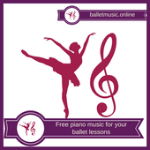 Download free piano music for your ballet lessons (class)