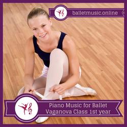 Music for ballet class-9