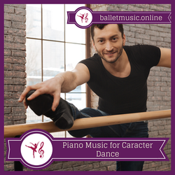 Music for ballet class-14