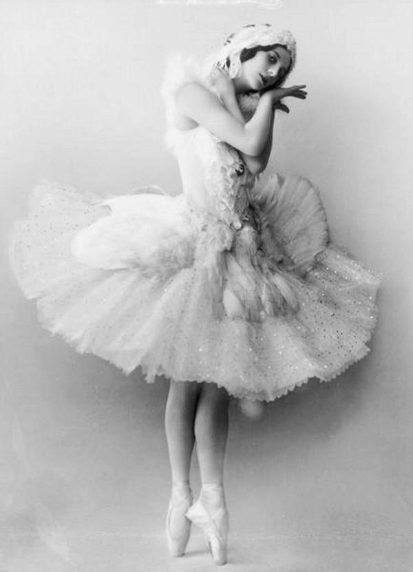 Anna Pavlova ballet ruso biografia