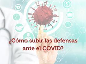 ⭕️¿Cómo subir las defensas ante el COVID? 👉 Practica estos sencillos ejercicios de RESPIRACIÓN