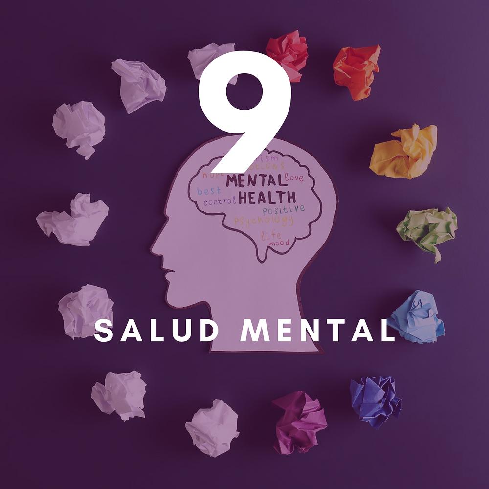 Salud mental tu pilar para la salud física y bienestar