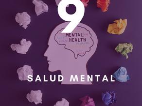 10 pilares para tu salud y bienestar: noveno pilar - Salud mental