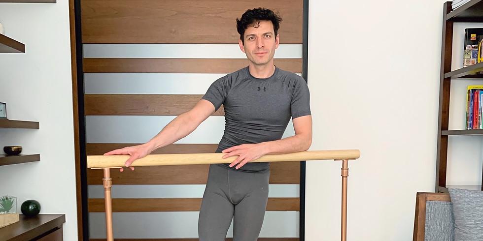 Body Ballet a la Barra
