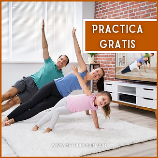 Practica gratis rutinas para tu salud y bienestar