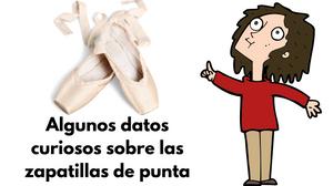 Puntas de ballet clásico, Zapatillas de punta