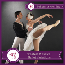 Music for ballet class-3