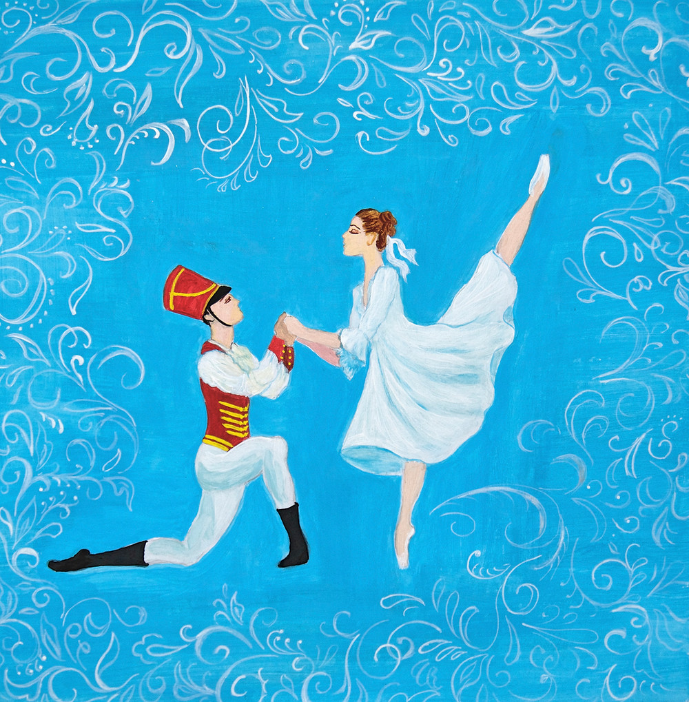 Música del ballet El Cascanueces de P. I. Tchaikovsky
