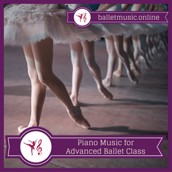 Music for ballet class-5