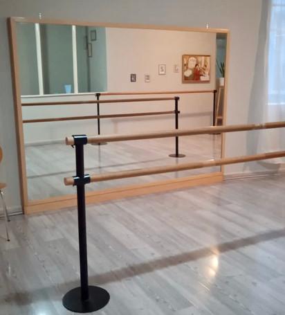 Estudio de danza clásica