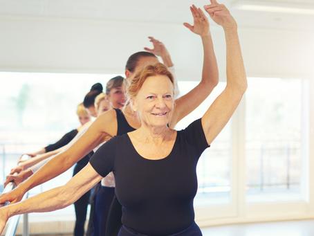 ¿Eres adulto y quieres estudiar ballet?🤔Iniciamos nuevo grupo para principiantes el 7 de octubre