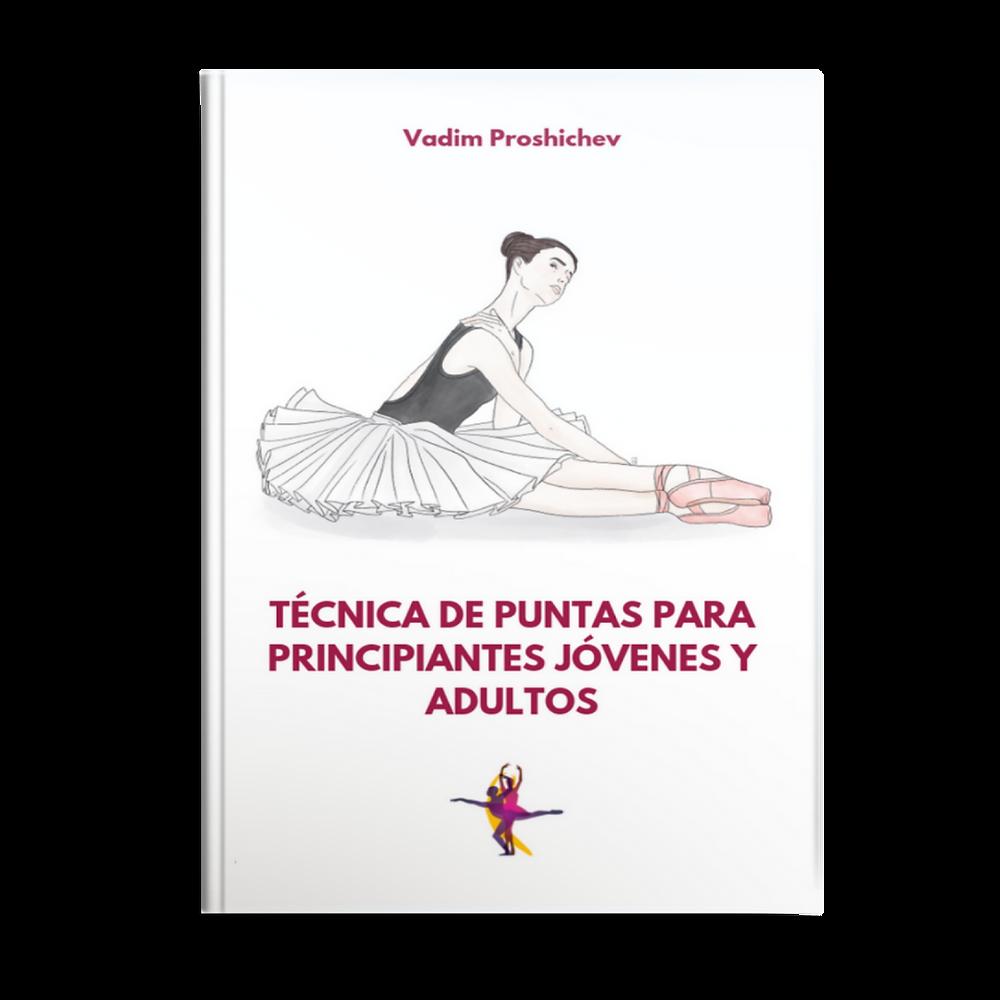 puntas de ballet, danza clásica