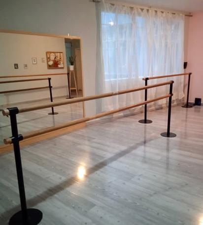 Escuela de ballet en la Ciudad de México